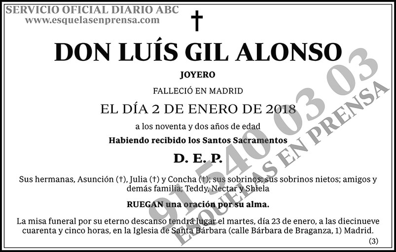 Luís Gil Alonso